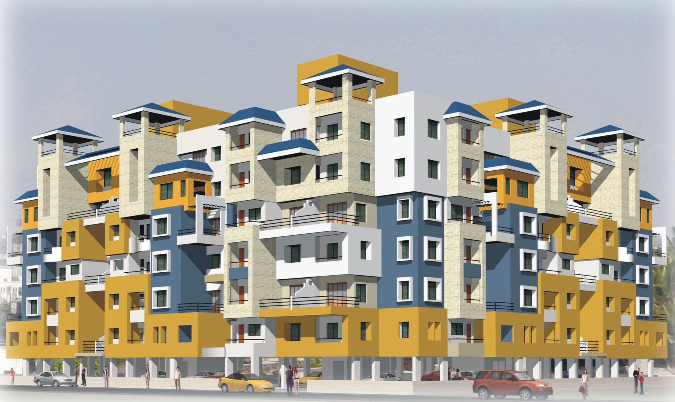 Vishwakarma Residency